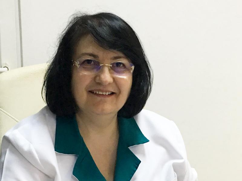 Dr. Gabriela Arghirescu