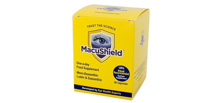 Supliment alimentar natural – MacuShield