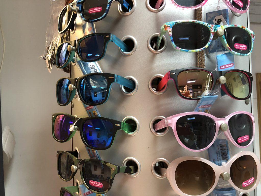 Examinarea oftalmologica la copii si protectia oculara